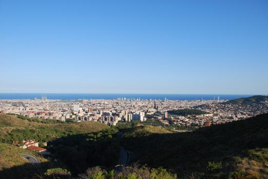 Catalonian Countryside and Barcelona