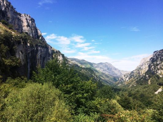 Sierra del Hornijo - Soba, Asón y Gándara