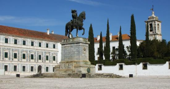 Southern Portugal: The Route of the Castles and Palaces
